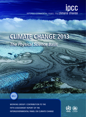 The Physical Science Basis 2013