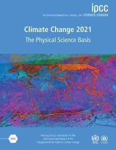 IPCC AR6 WGI
