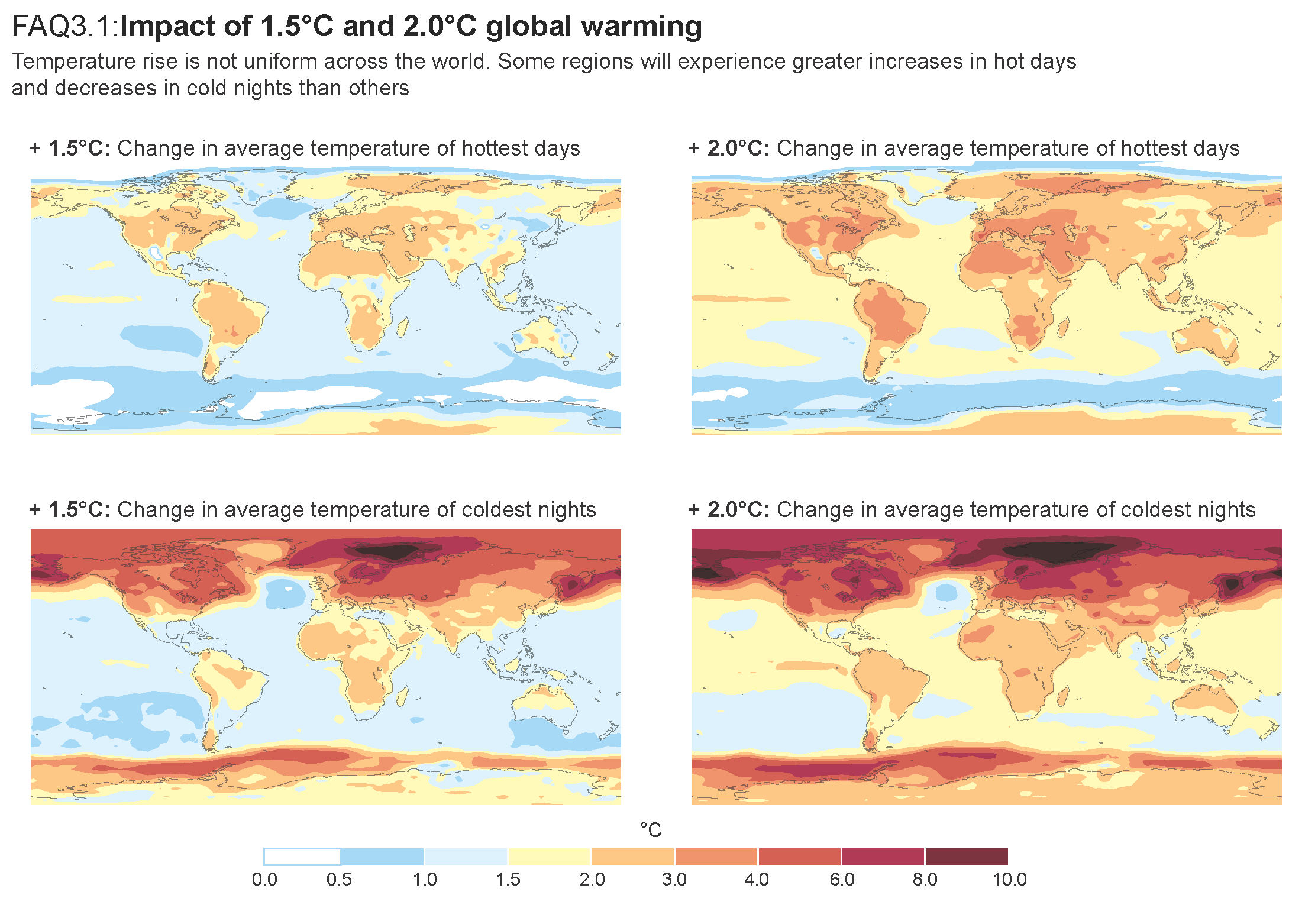 Chapter 3 — Global Warming of 1.5 ºC