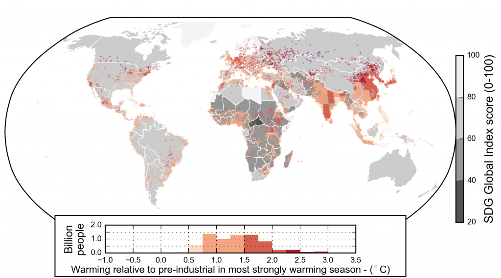 Figure 1 1 — Global Warming of 1 5 ºC